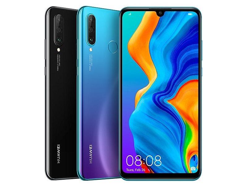 Цвета Huawei P30 Lite
