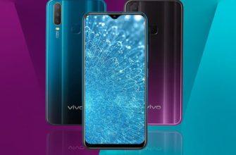 Бюджетные смартфоны Vivo