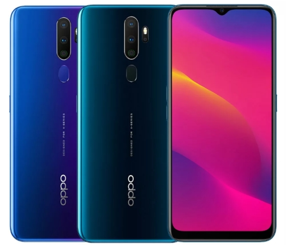 Смартфон OPPO A5 (2020)
