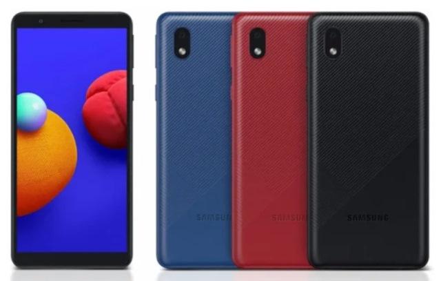 Характеристики Samsung Galaxy A01 Core