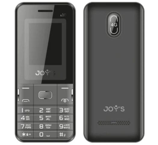 Характеристики и цена кнопочного телефона Joy's