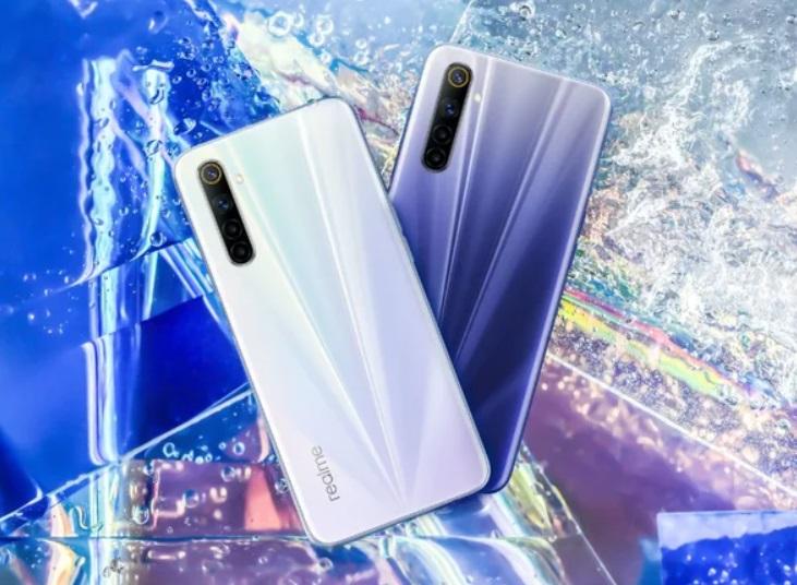 Распродажа в Беру: 15890 рублей за смартфон Realme 6 с геймерским процессором