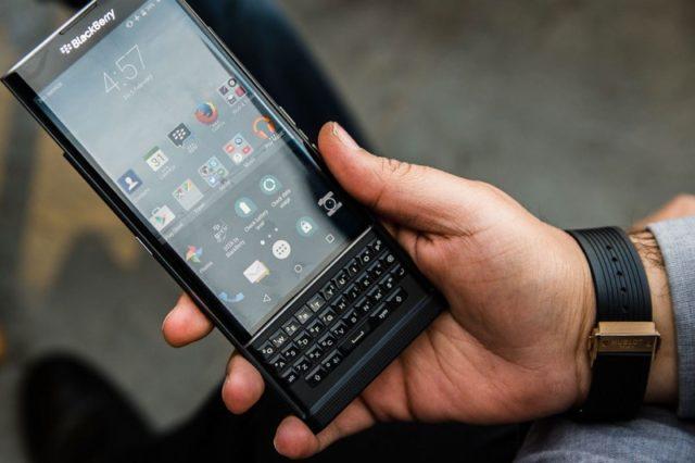 Новый смартфон BlackBerry с 5G и физической клавиатурой выйдет в 2021 году