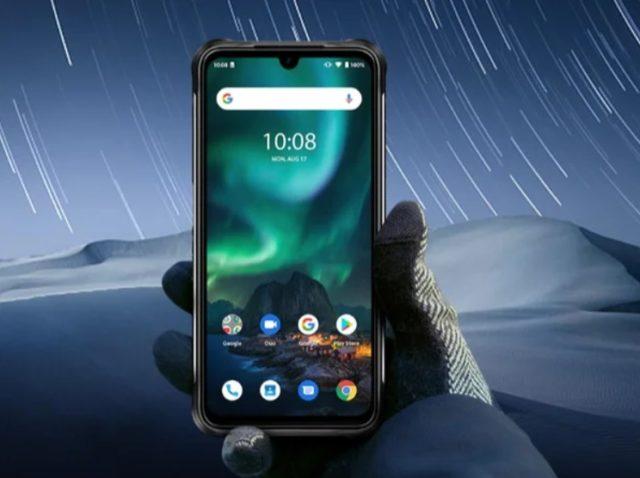 Представлен максимально защищенный смартфон Umidigi Bison