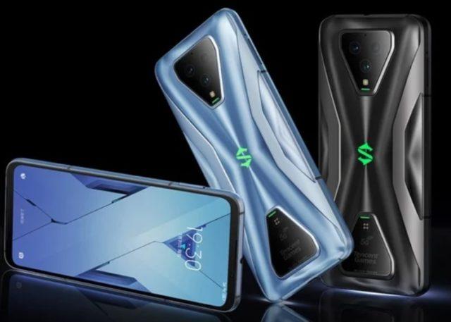 Для игроков: крутой смартфон Xiaomi Black Shark 3S с 16/512 ГБ памяти с функцией Screen Mirroring