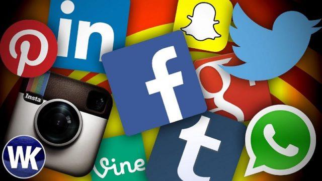 Facebook и другие соцсети
