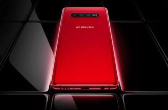 Скидка на Samsung Galaxy S10+
