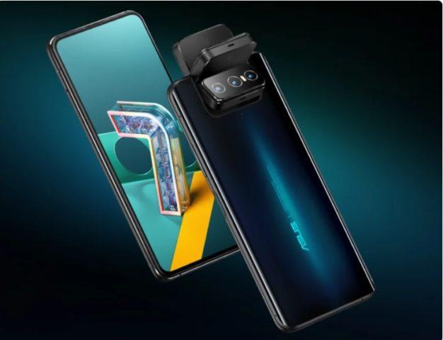 Смартфон ASUS Zenfone 7