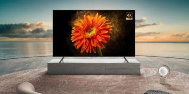 Цена телевизора Mi TV LUX Ultra 8K 5G