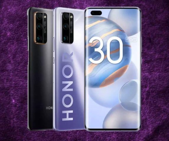 Скидка на HONOR 30 Pro+