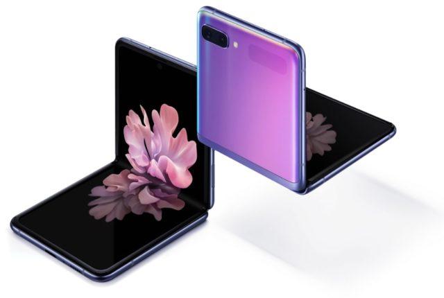 Характеристики Samsung Galaxy Z Flip