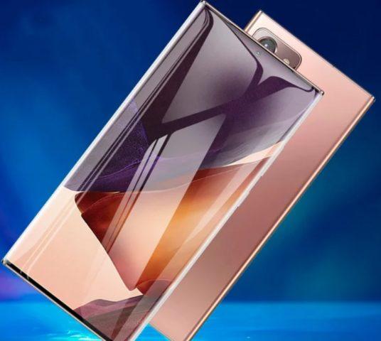 Обзор Samsung Galaxy Note 20 Ultra