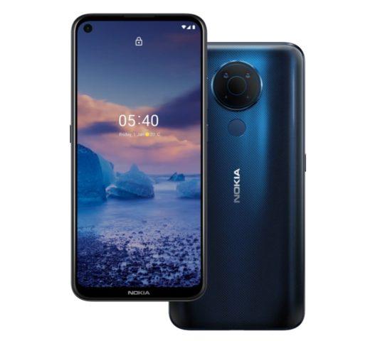 Характеристики Nokia 5.4