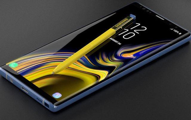 Скидка на Samsung Galaxy Note 9