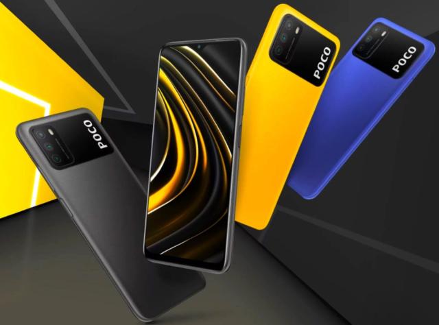 Обзор Xiaomi Poco M3