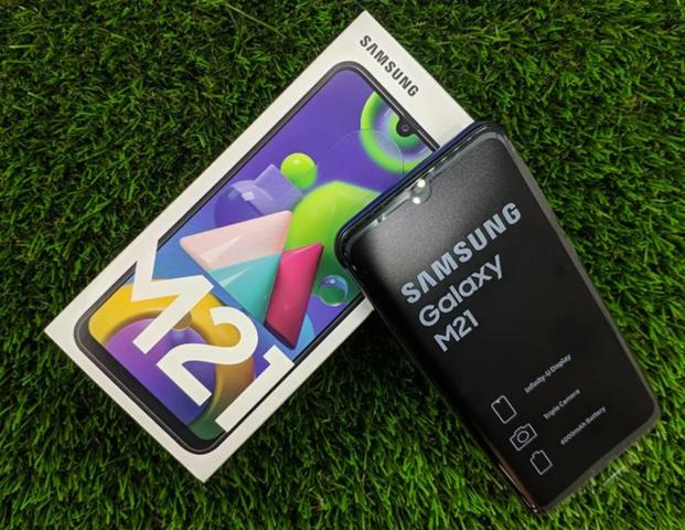 Обзор Samsung Galaxy M21