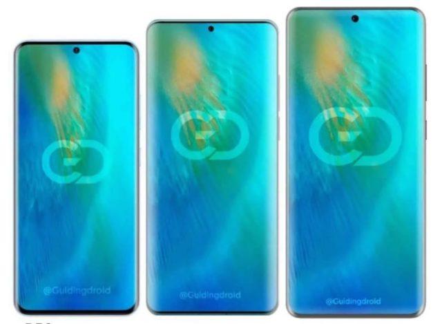 Вероятно, так будет выглядеть Huawei P50 Pro
