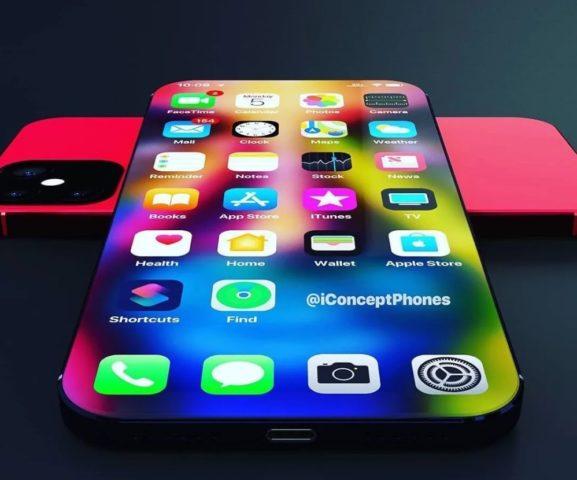 Неофициальное изображение iPhone 13