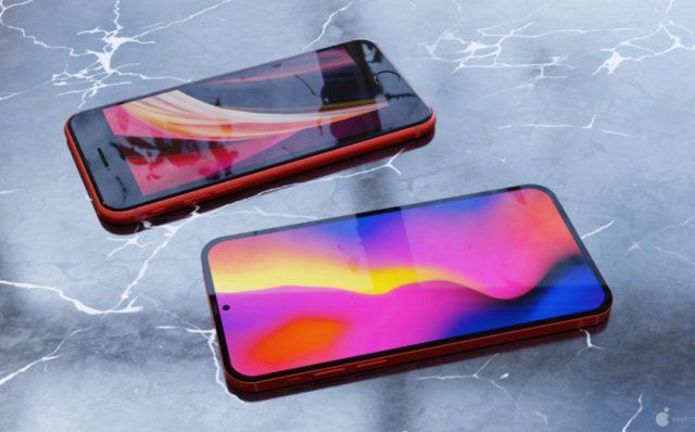 Как может выглядеть iPhone SE Plus