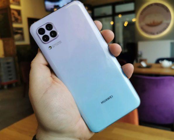 Обзор Huawei P40 Lite