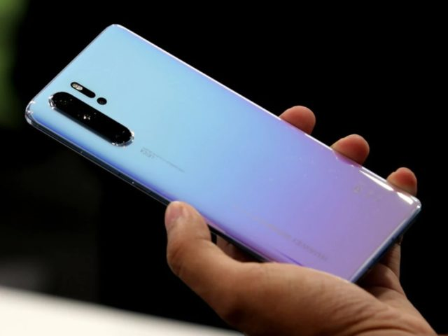 Обзор Huawei P30 lite
