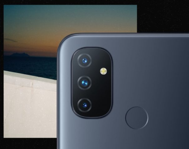 Камера OnePlus Nord N100