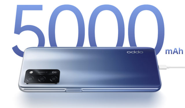 Характеристики Oppo A55 5G