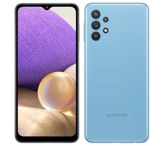 Обзор Samsung Galaxy A32 5G