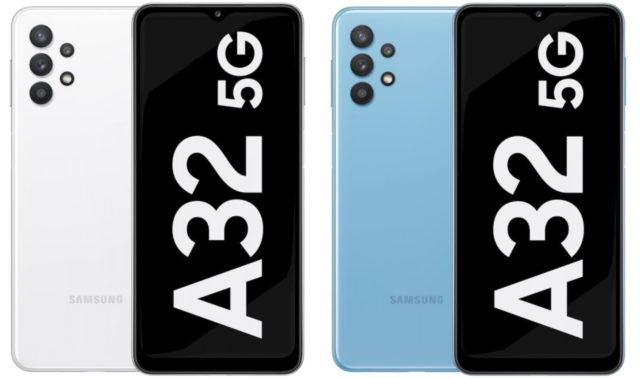 Характеристики Samsung Galaxy A32 5G