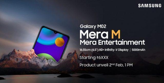 Обзор Samsung Galaxy M02