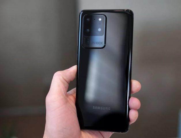 Скидка на Samsung Galaxy S20 Ultra