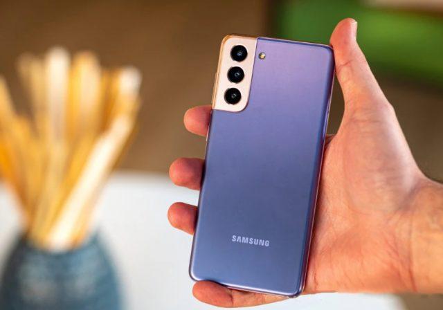 Характеристики Samsung Galaxy S21