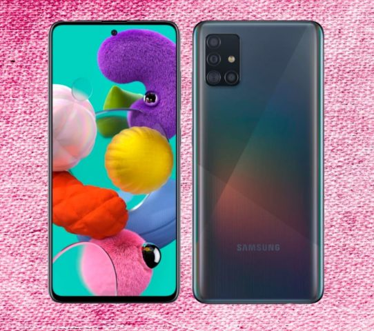 Характеристики Samsung Galaxy A51