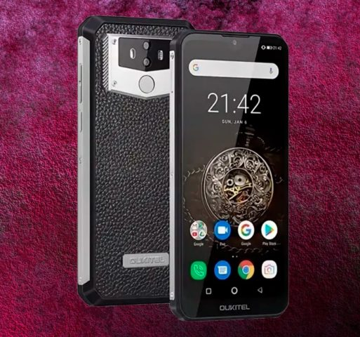 Обзор смартфона OUKITEL K12