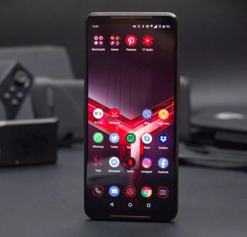 Характеристики ASUS Rog Phone 3