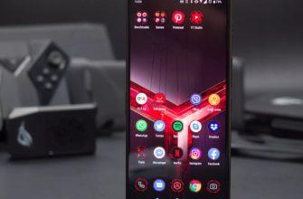 Анонс Asus ROG Phone 5