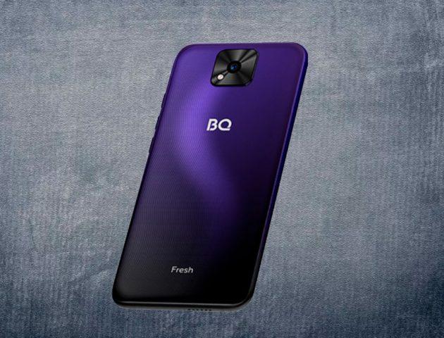 Обзор телефона BQ 5533G Fresh