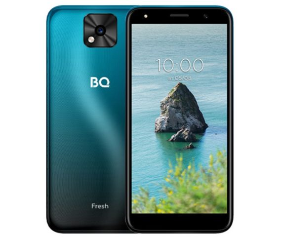 Характеристики телефона BQ 5533G Fresh