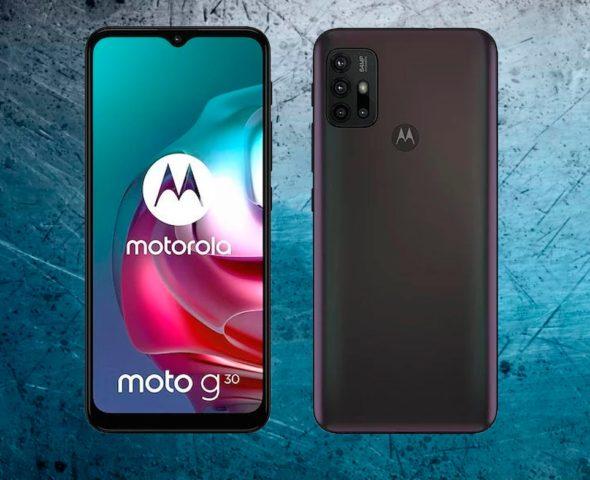 Характеристики смартфона Moto G30