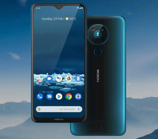 Скидка на Nokia 5.3