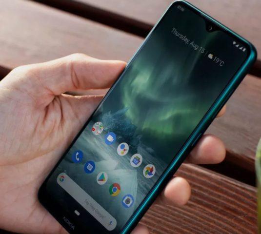 Цена Nokia 5.3