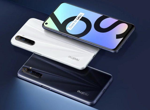 Характеристики смартфона Realme 6S