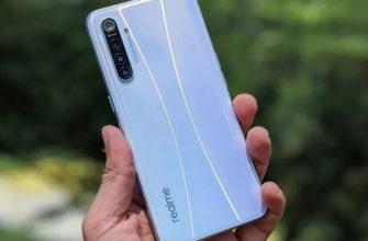 Обзор смартфона Realme 6S