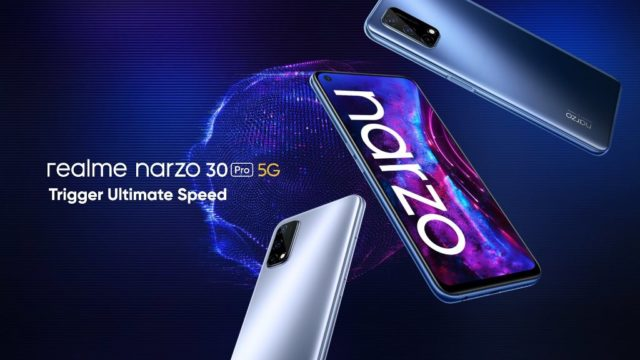 Обзор Realme Narzo 30 Pro