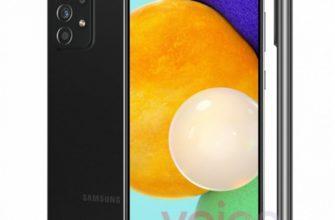 Характеристики смартфона Samsung Galaxy A52 5G