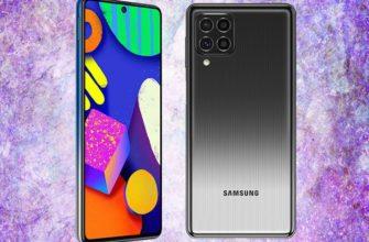 Характеристики Samsung Galaxy F62