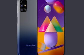 Обзор Samsung Galaxy M31s