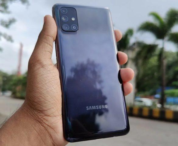 Характеристики Samsung Galaxy M31s