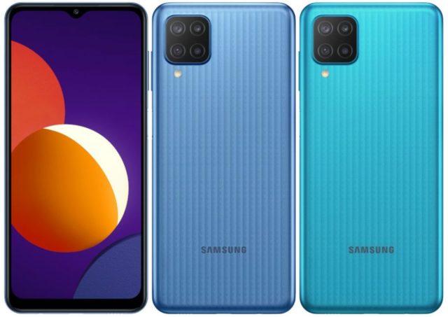 Обзор смартфона Samsung Galaxy M12