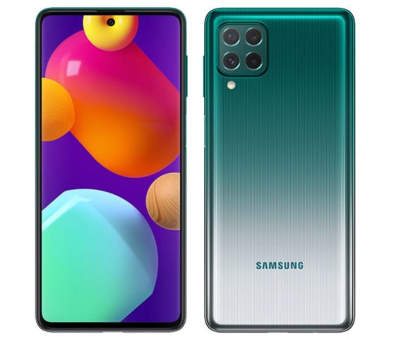 Описание Samsung Galaxy M62